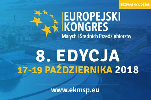 Ruszyła rejestracja na 8. Europejski Kongres MŚP!