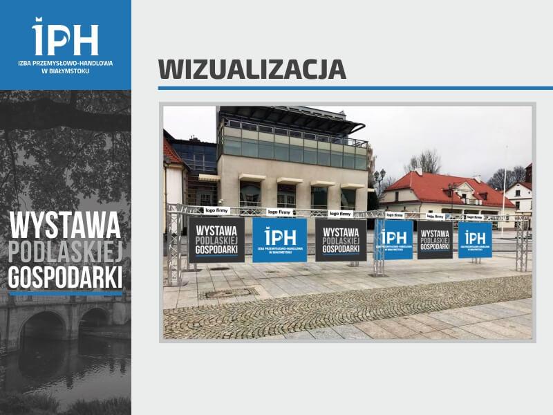 Uroczyste otwarcie Wystawy Podlaskiej Gospodarki odbędzie się 3.10.2018r.(środa) o godz. 9:00  na Rynku Kościuszki (przy pomniku Piłsudskiego) w Białymstoku.