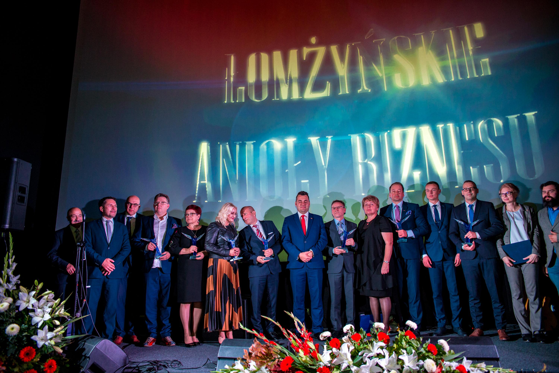Łomżyńskie Anioły Biznesu – Łomża – 04.10.2018 – fotorelacja